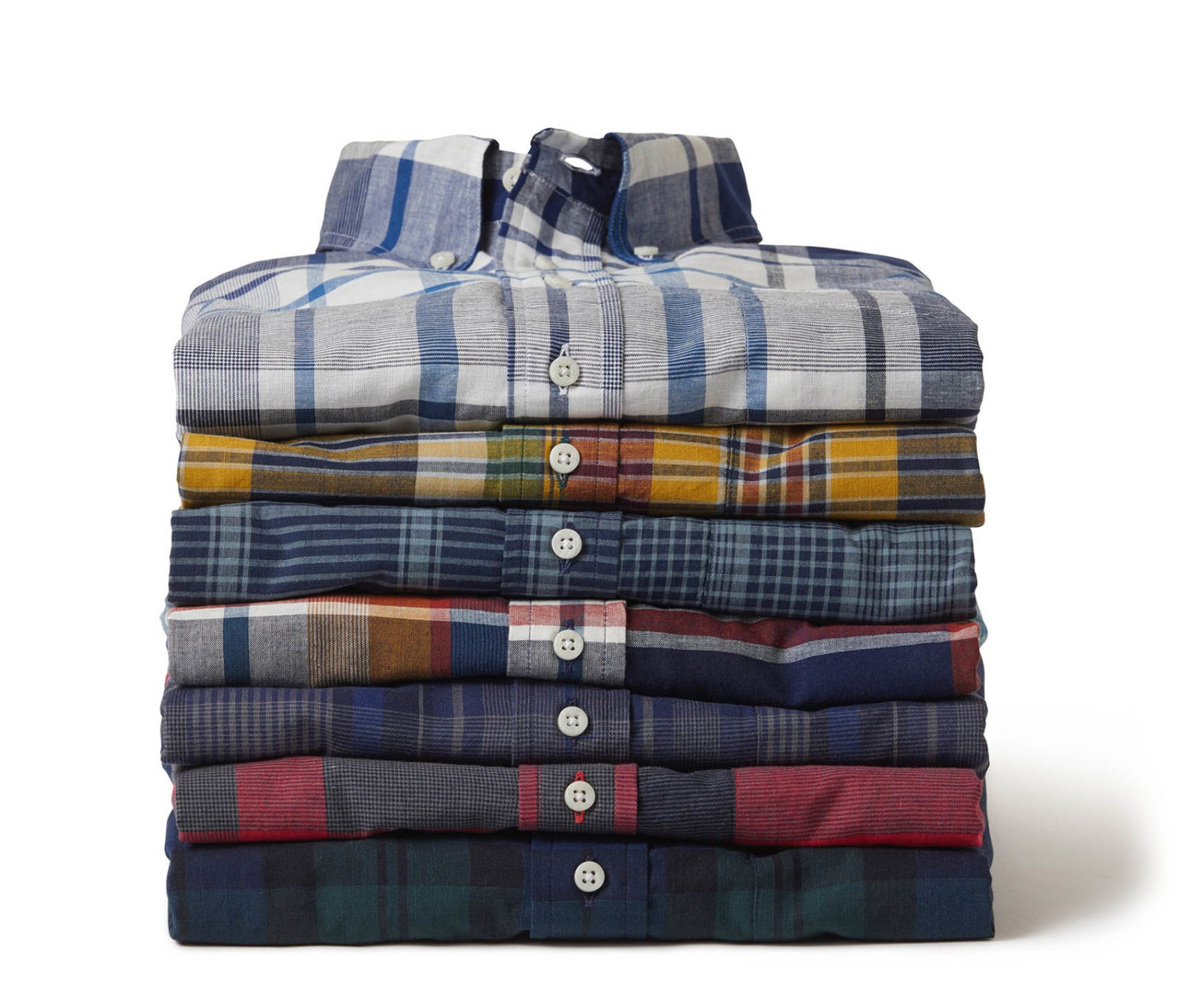 Editorial-Stacked-Mens-Fashion-Button-Up-Shirts